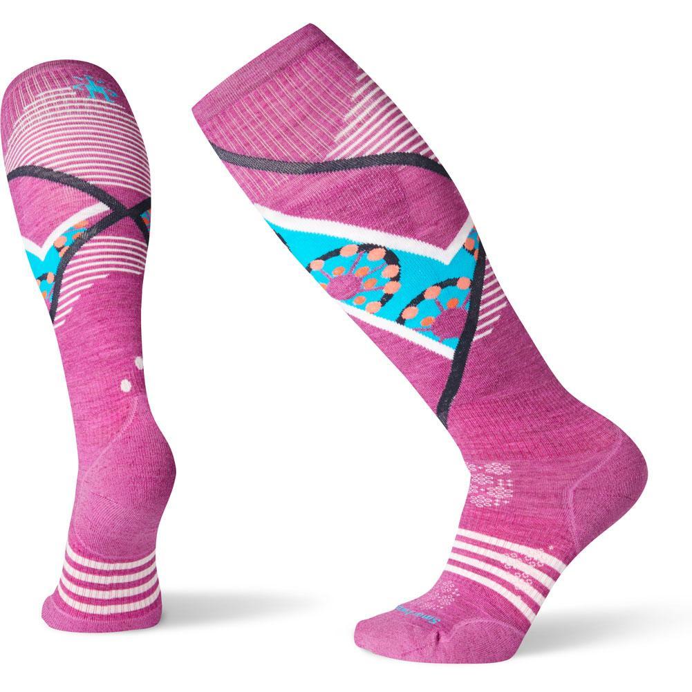Smartwool Phd Ski Light Elite Pattern Socks Women's