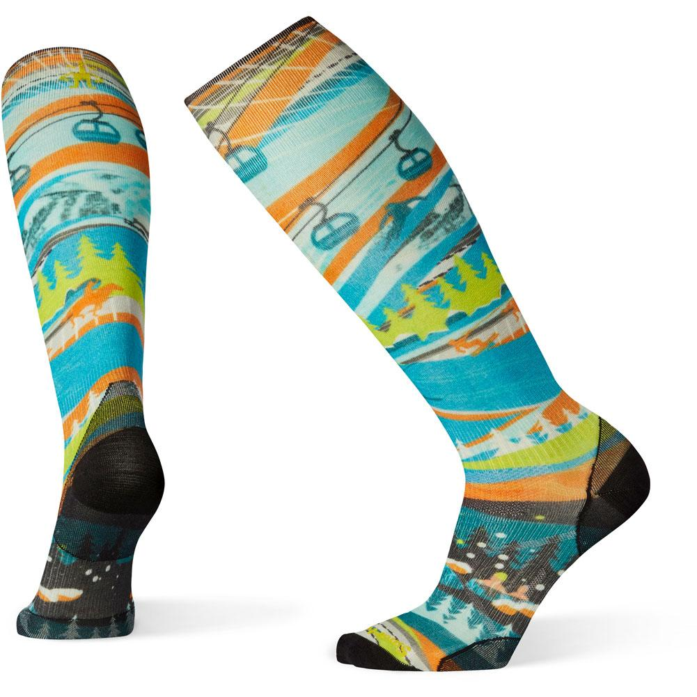 Smartwool Phd Ski Ultra Light 25 Pattern Socks