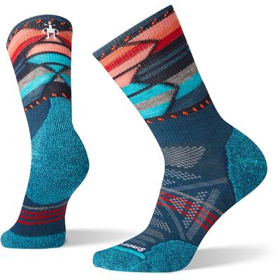Smartwool Phd Outdoor Light Pattern Mid Crew Socks Women's