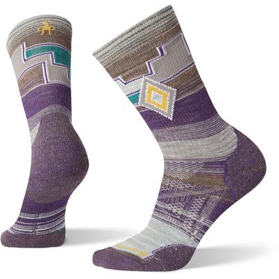 Smartwool Phd Outdoor Light Pattern Crew Socks Women's