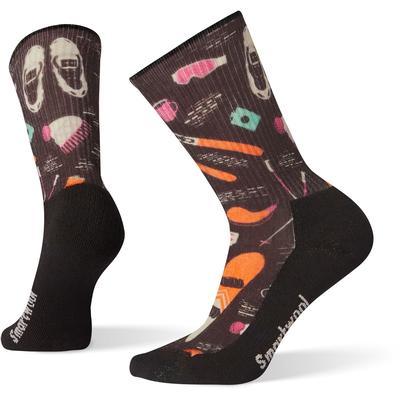 Smartwool Hike Light Hut Tip Pattern Crew Socks Women's