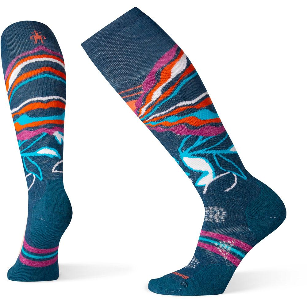 Smartwool Phd Ski Medium Pattern Socks Women's