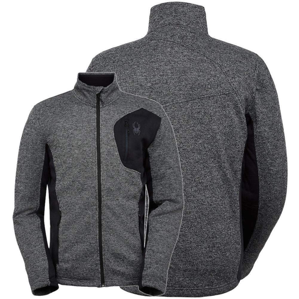 Spyder Bandit Full Zip Fleece Jacket Men's