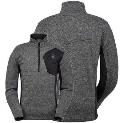 Spyder Bandit Half Zip Fleece Jacket Men's