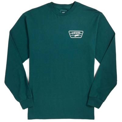 Vans Full Patch Back Long Sleeve T-Shirt Men's