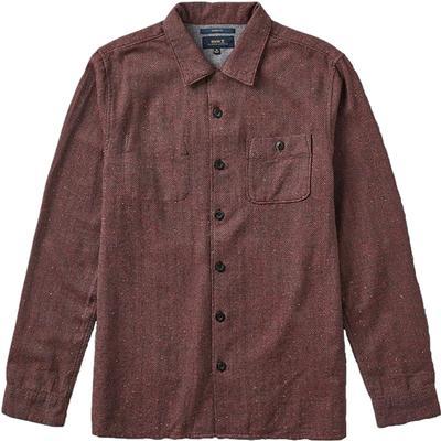 Roark Wild Camp Long Sleeve Button Up Shirt Men's