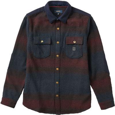 Roark Nordsman Wool Long Sleeve Shirt Men's