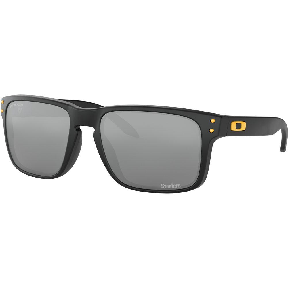 Oakley Pittsburgh Steelers Holbrook Sunglasses