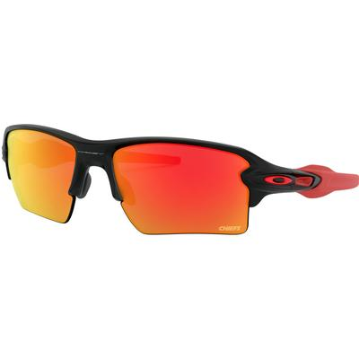 Oakley Kansas City Chiefs Flak 2.0 Xl Sunglasses