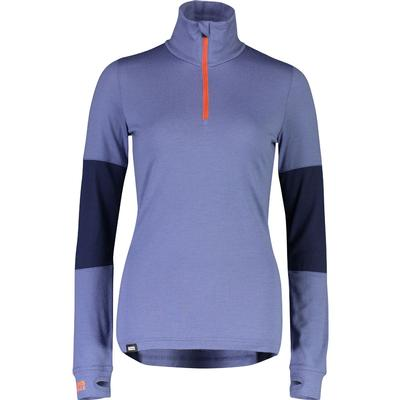 Mons Royale Cornice Half Zip Base Layer Top Women's