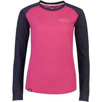 Mons Royale Viva La Raglan Shirt Women's