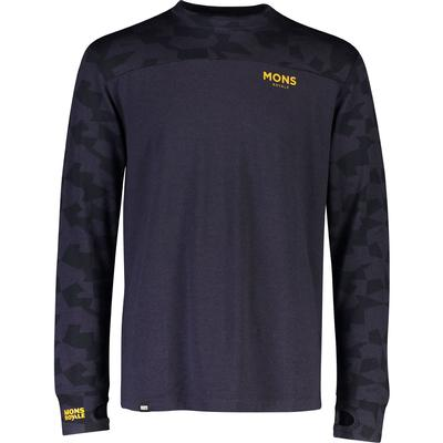 Mons Royale Yotei Tech LS Base Layer Top Men's