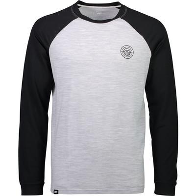 Mons Royale ICON Raglan LS Shirt Men's