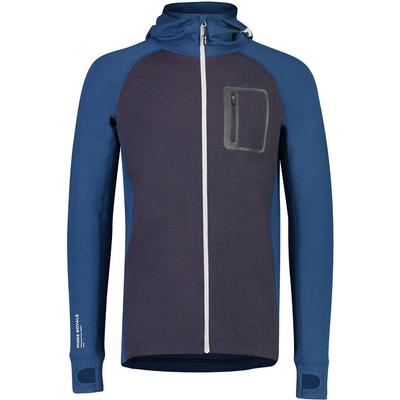 Mons Royale Traverse Midi Full Zip Hoodie Men's