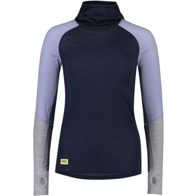 Mons Royale Bella Tech Flex Hooded Base Layer Top Women's