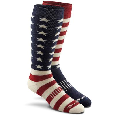 Fox River Old Glory Medium Weight Over-the-Calf Socks