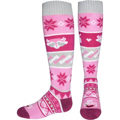 Hot Chillys Critters Mid Volume Socks Kids'