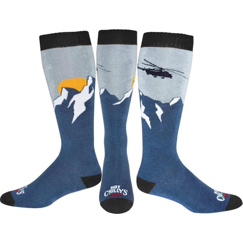 Hot Chillys Heli Mid Volume Socks Men's