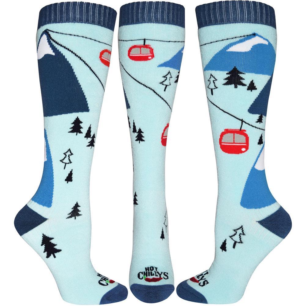 Hot Chillys Gondola Mid Volume Socks Women's
