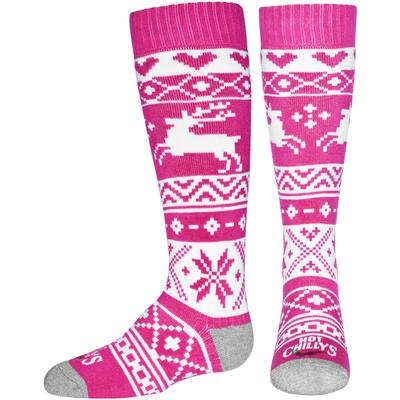 Hot Chillys Santa Baby Mid Volume Socks Kids'