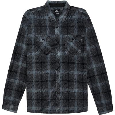 Oneill Glacier Peak Superfleece Flannel Shirt Men's