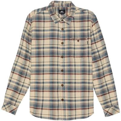Oneill Redmond Flannel Shirt Men's
