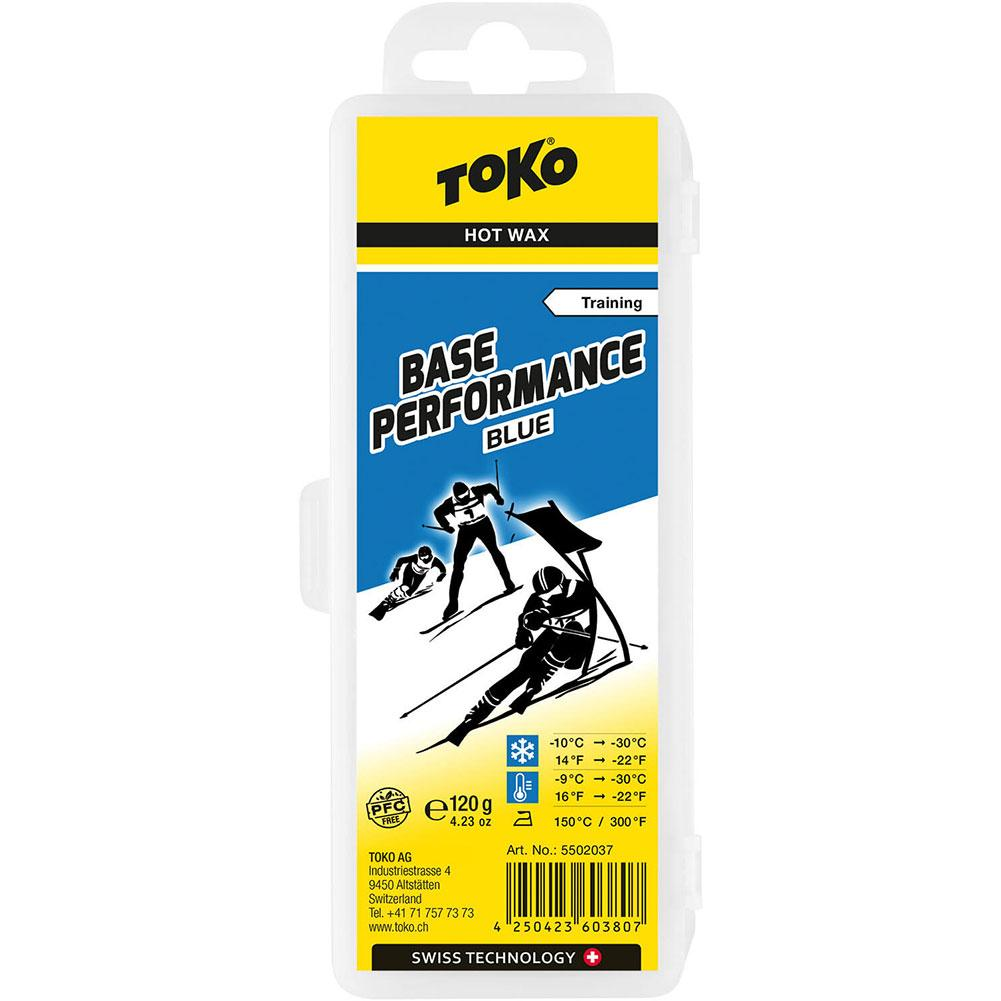 Toko Basic Performance Hot Waxes 120g