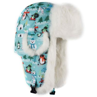 Mad Bomber Lil Novelty Print Bomber Hat Kids'