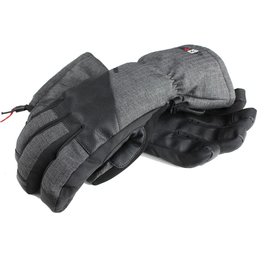Seirus Innovation Heatwave Plus St Dissolve Lx Gloves Men's