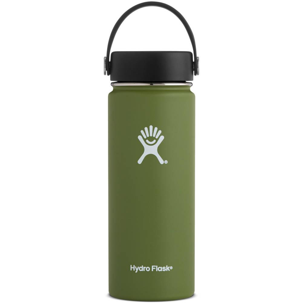 Hydro Flask 18 Oz Wide Mouth Vacuum Insulated Water Bottle