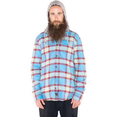 Armada Reading Flannel Hoodie Men's