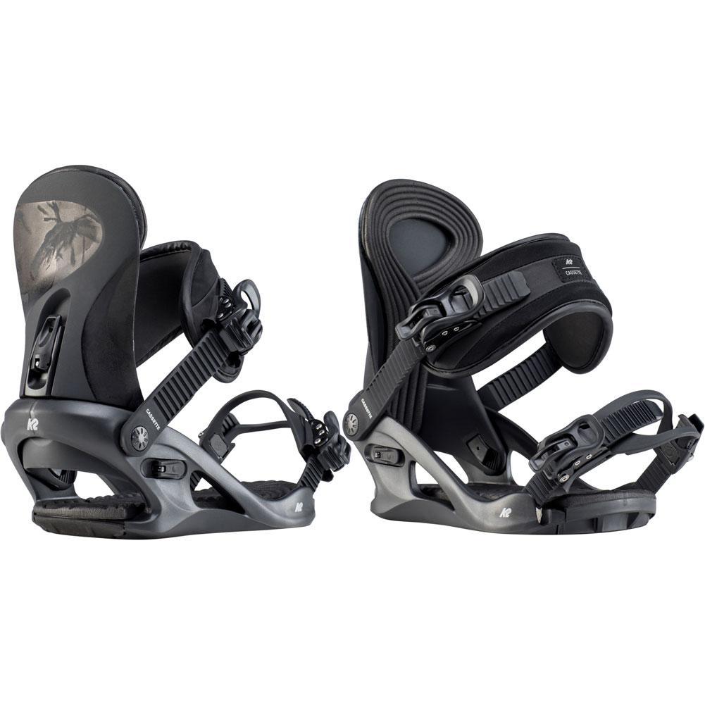 K2 Cassette Snowboard Bindings Women's 2020