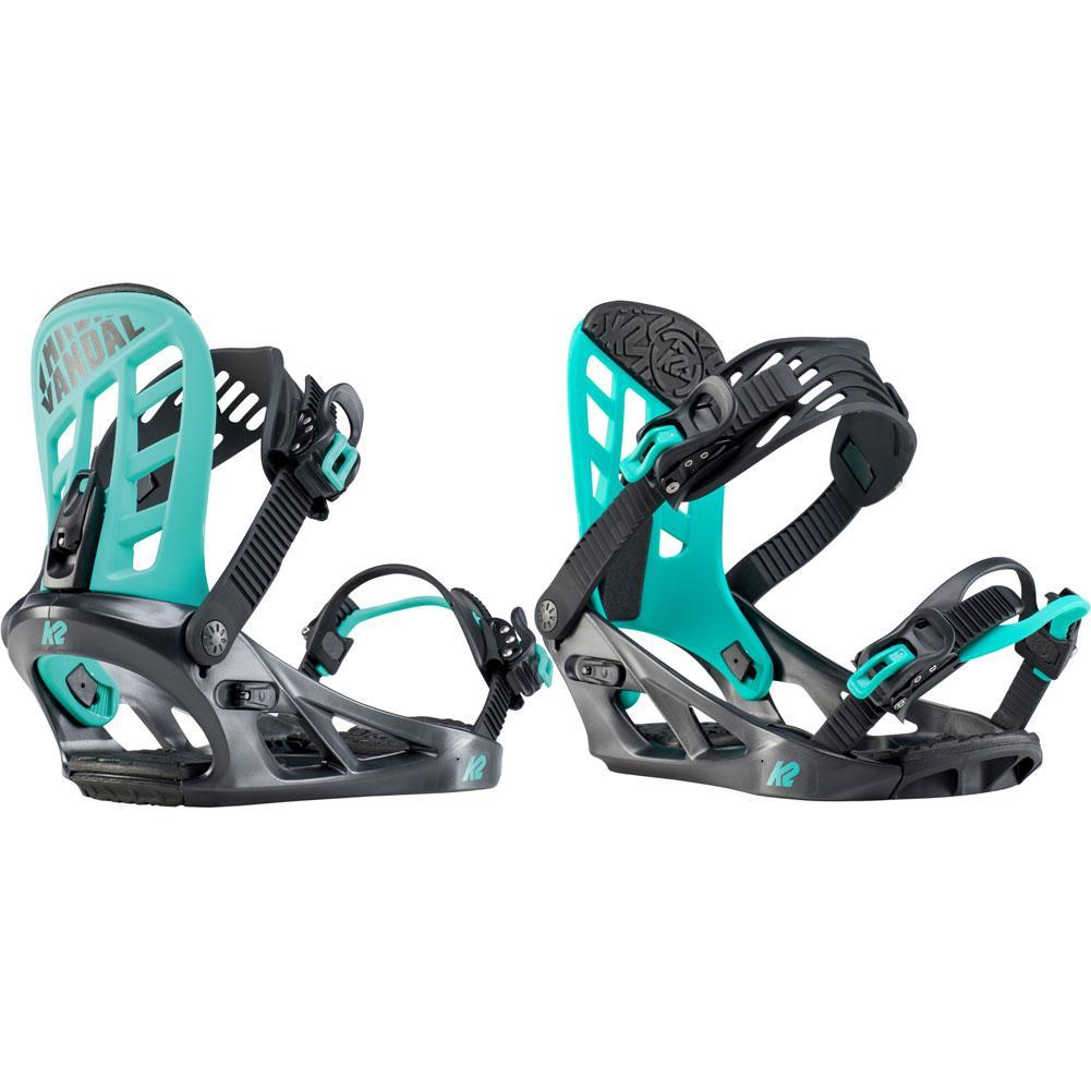 K2 Vandal Snowboard Bindings Boys ' 2020