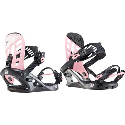 K2 Kat Snowboard Bindings Girls ' 2020