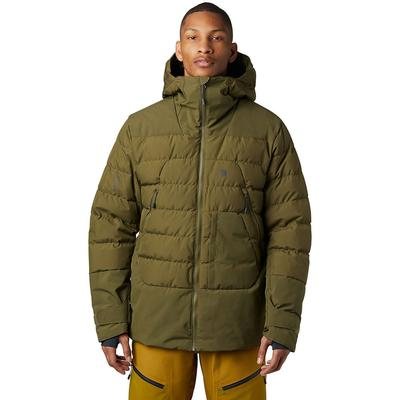 Mountain Hardwear Direct North Gore Windstopper Down Jacket Men's