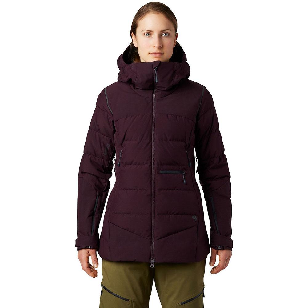 Mountain Hardwear Direct North Gore Windstopper Down Jacket Women's