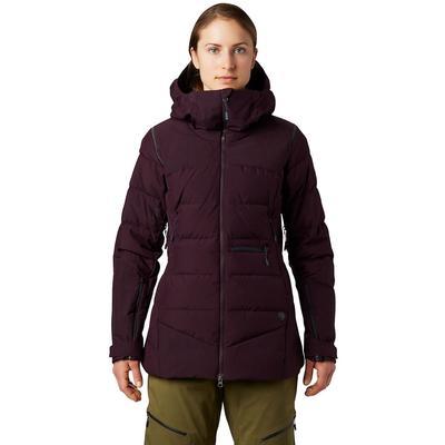 Mountain Hardwear Direct North Gore Windstopper Down Jacket Women's