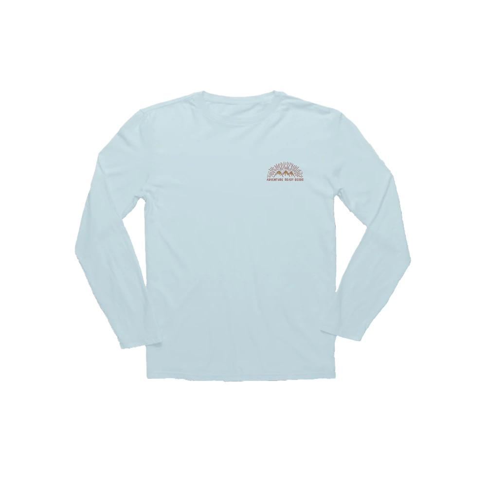 Roark Revival Wild Camping Long Sleeve Premium Tee Men's
