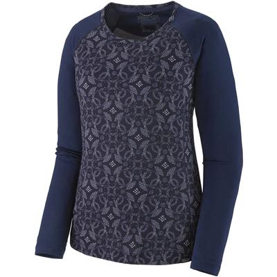 Patagonia Cap Midweight Crew Base Layer Top Women's