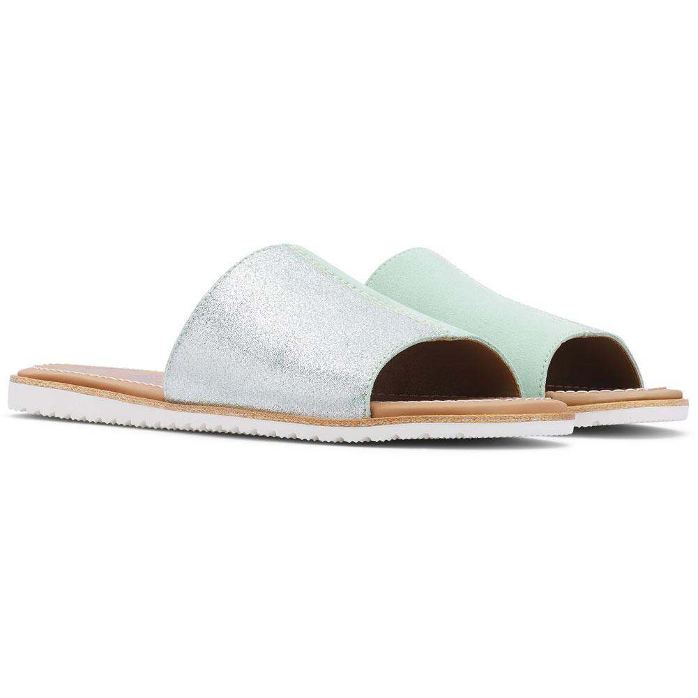 Sorel Ella Block Slides Women's