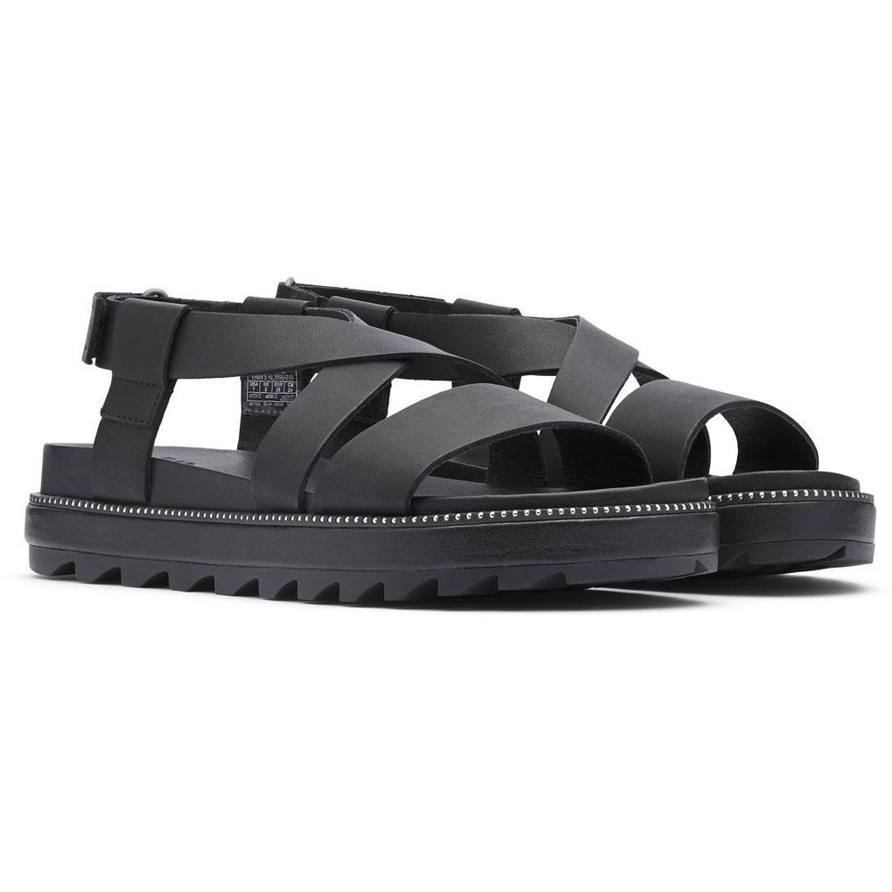 Sorel Roaming Criss Cross Sandals Women's