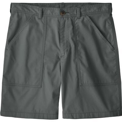 Patagonia Organic Cotton Twill Utility Shorts - 8 Inch Men's
