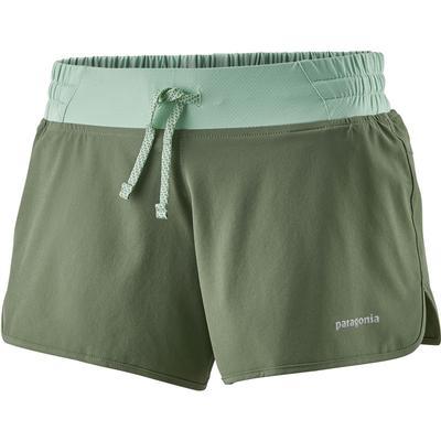 Patagonia Nine Trails Shorts - 4 Inch Women's