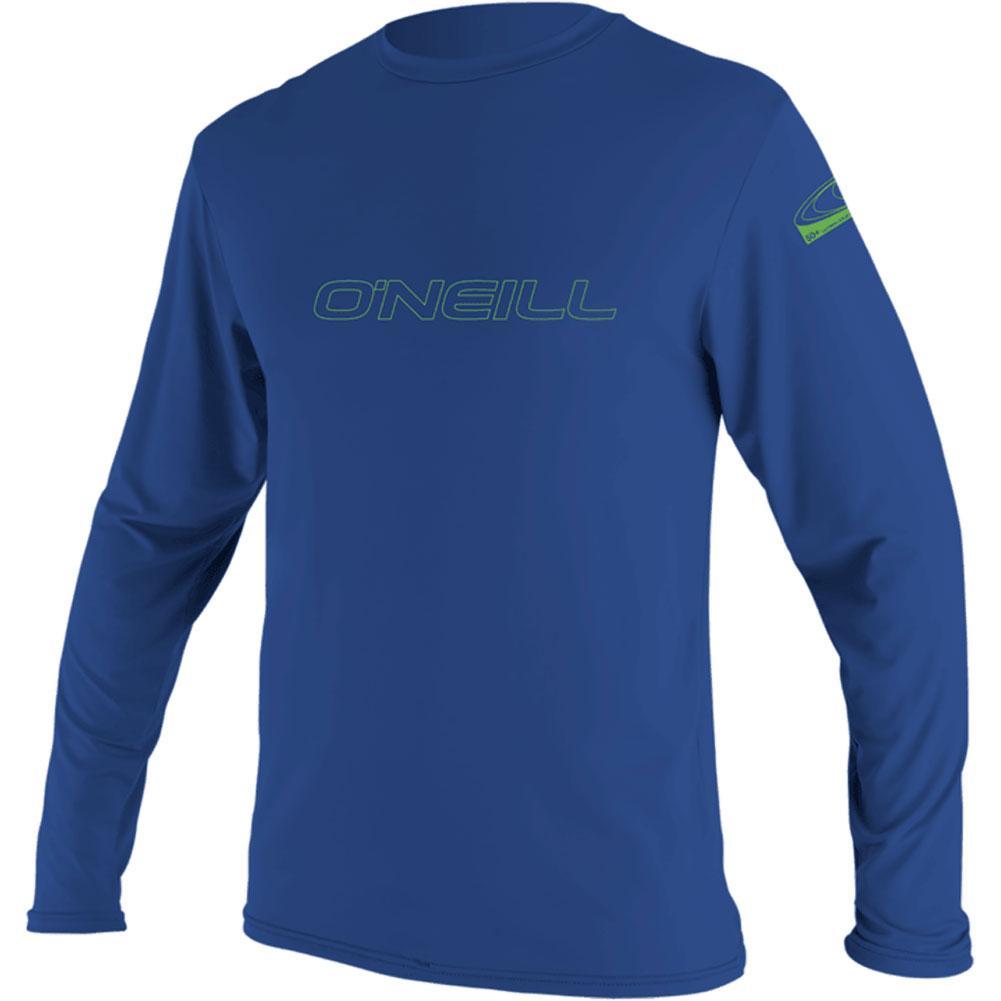 O ' Neill Basic Skins 50 Plus Long Sleeve Sun Shirt Kids '