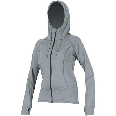 Oneill Hybrid Long-Sleeve Full Zip Sun Hoodie Women's