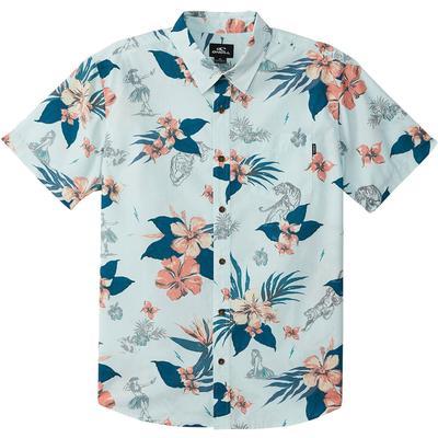 Oneill Hulala Short-Sleeve Shirt Men's