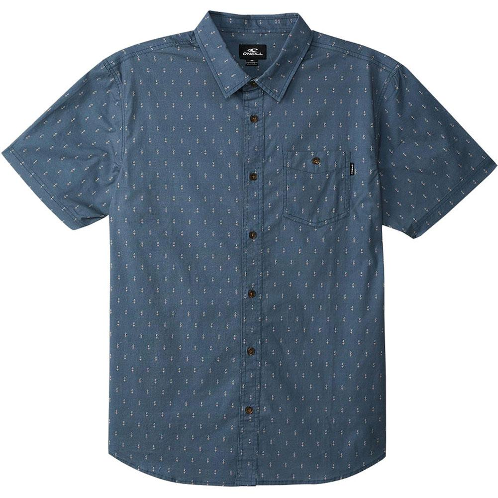 Oneill Tame Short- Sleeve Shirt Men's
