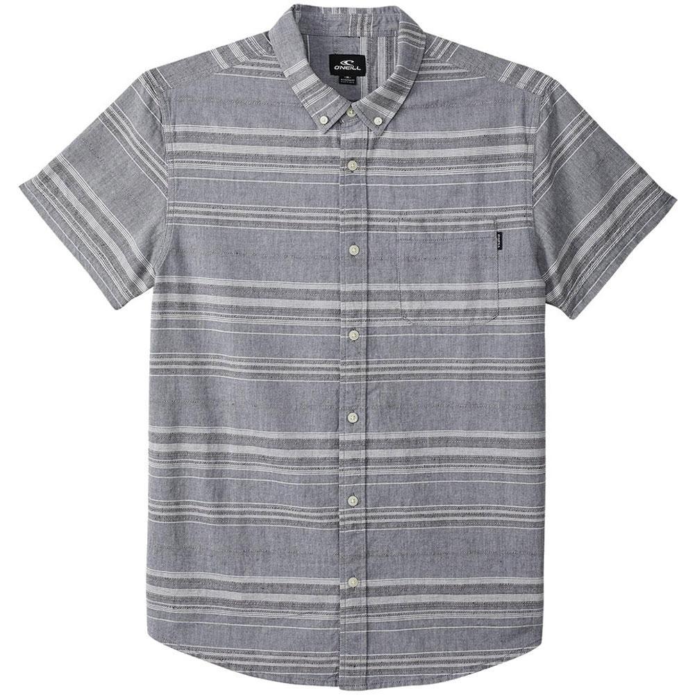 Oneill Rivera Short- Sleeve Shirt Men's