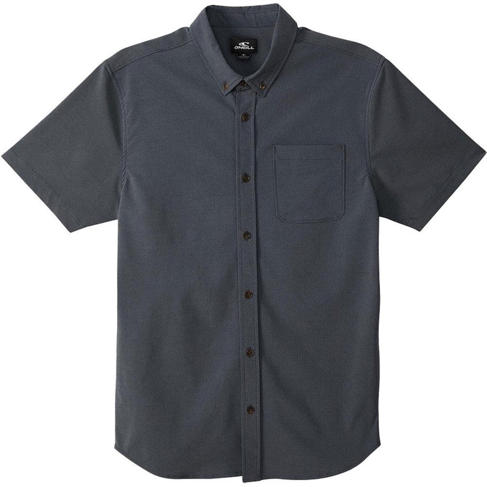 Oneill Stockton Short- Sleeve Shirt Men's