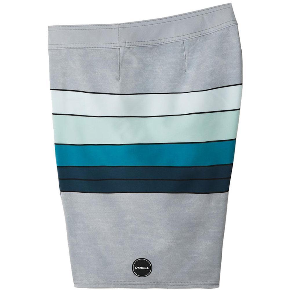 Oneill Hyperfreak Heist Line Boardshorts Men's